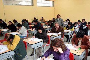 Más de 110,000 docentes inscritos para ascenso