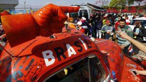 Copa América: ¿cuánto gastarían los limeños en combustible para llegar a Brasil?