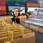SUNAT incauta más de 6 millones de soles en cigarrillos