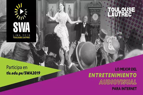 Cuarta edición del Series Web Awards Lima 2019