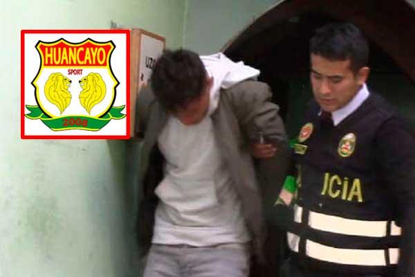 ¡Terrible! Joven promesa del Sport Huancayo es acusado de abuso sexual