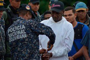 Llegan a Colombia 59 ciudadanos liberados por Venezuela
