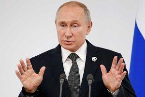 """Putin: """"Mientras sea presidente no habrá progenitor uno y dos, habrá papá y mamá"""""""