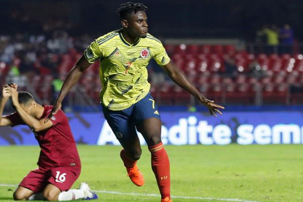 Colombia vence 1-0 a Qatar y clasifica a los cuartos de final de la Copa América 2019