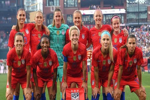 Copa Mundial Femenina 2019: Aplastante victoria de Estados Unidos por 13-0 ante Tailandia