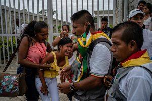 Exterminio de líderes sociales cobra vida de 700 personas