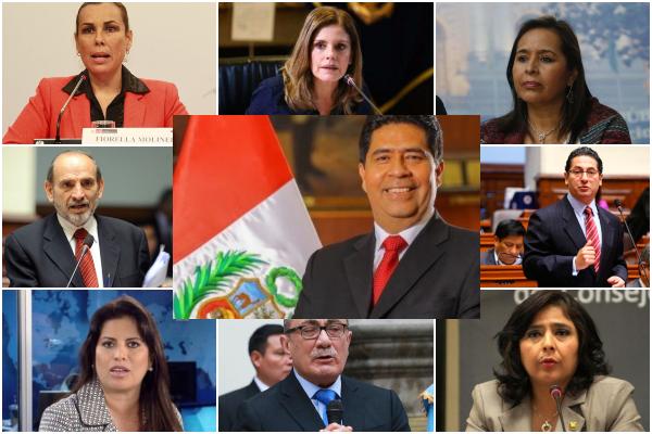 Exministros y congresistas reaccionan al deceso de Javier Barreda