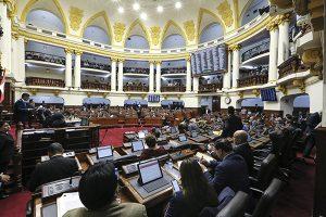 Congreso amplía legislatura