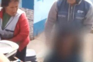 Madre de familia murió tras recibir impacto de bala perdida por enfrentamiento de mafias
