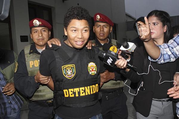"""Policía captura a peligroso """"Negro Mayté"""" en el Callao"""