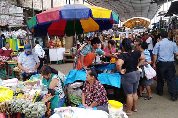 Ley permite formalizar mercados públicos