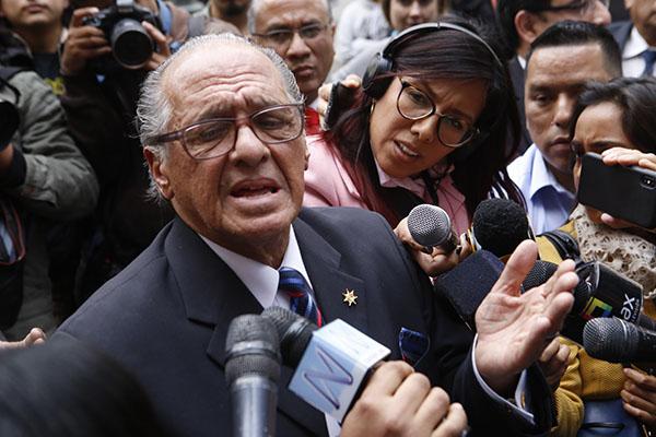 Pedro Patrón renuncia a postulación a la JNJ