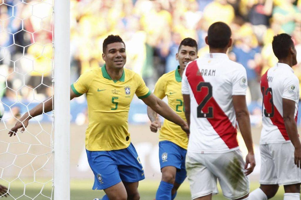 Brasil golea a Perú por 5-0 y clasifica a los cuartos de final de la Copa América 2019
