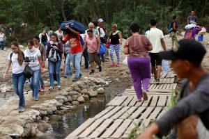 ONU pide ayuda para refugiados venezolanos