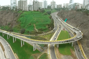 Nuevo viaducto Armendáriz 'descongestionará' Costa Verde