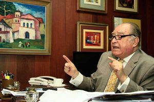 Ántero Flores-Aráoz: Ejecutivo es el responsable del papelón en la JNJ