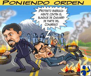 PONIENDO ORDEN, por El Montonero