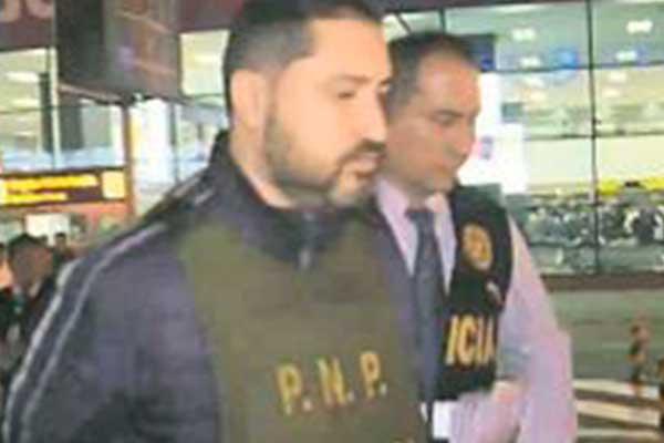 Extraditan de Ecuador a asesino del prestigioso abogado de San Isidro