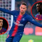 Barcelona ofrece a Coutinho, Dembélé y 40 millones de euros por Neymar