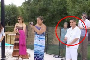 César Hinostroza será hermano cristiano tras bautizo en España