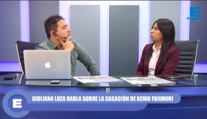 SIN ANESTESIA | Entrevista con la abogada de Keiko Fujimori, Giulliana Loza