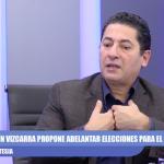 """Heresi: """"Fue un error haber convocado a Vizcarra para integrar la fórmula presidencial"""""""