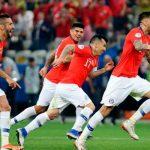 Chile superó a Perú las dos veces que jugaron en semifinales de Copa América