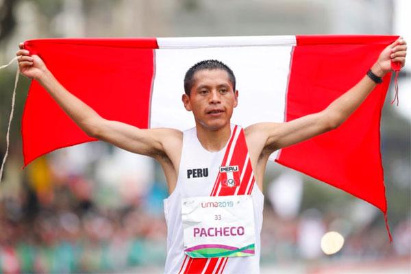 Maratonista Cristhian Pacheco cierra hoy la participación peruana en Tokio 2020