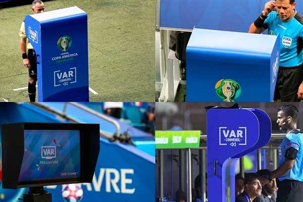 Periodistas deportivos defienden el uso del VAR