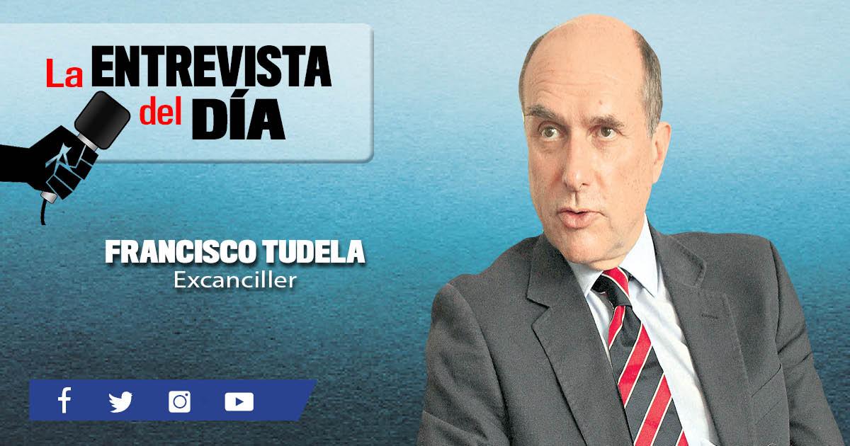 """Francisco Tudela: """"Evo Morales busca ampliar su base política"""""""