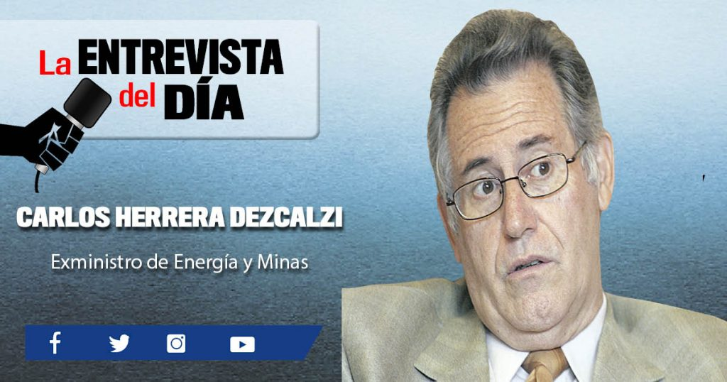 """Carlos Herrera Dezcalzi: """"Licencia social para Tía María va a demorar"""""""