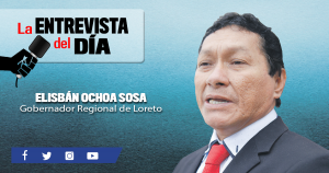 """Elisbán Ochoa: """"Estamos conteniendo una convulsión de indígenas y mestizos"""""""