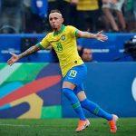 Perú vs. Brasil | Everton pone el primero en el Maracaná (0-1)
