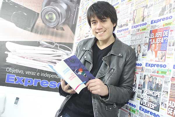 Luis Francisco Palomino: Cuentos para después del noticiero