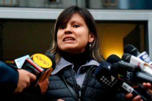 """Fiorella Nolasco no cree acusaciones de """"Goro"""""""