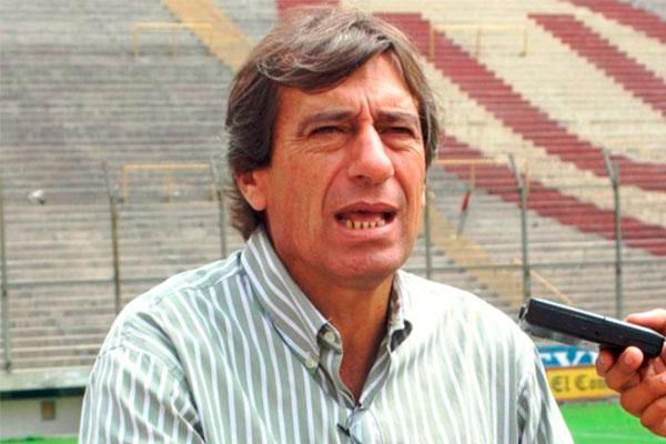 Germán Leguía: «La permanencia de Comizzo será una decisión de la gente que ha entrado ahora a la U»