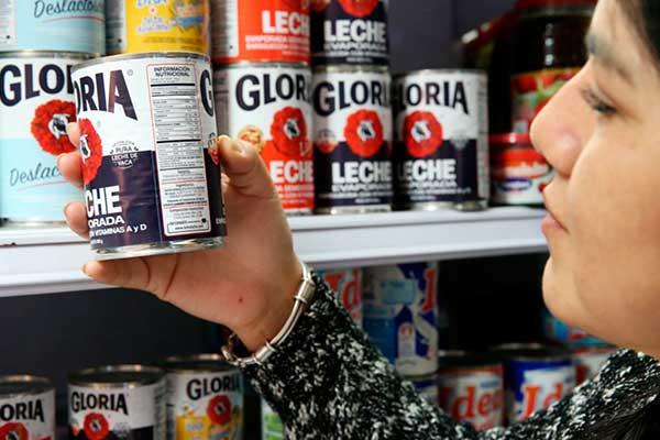"""Gloria """"adecuará"""" producción de leche"""