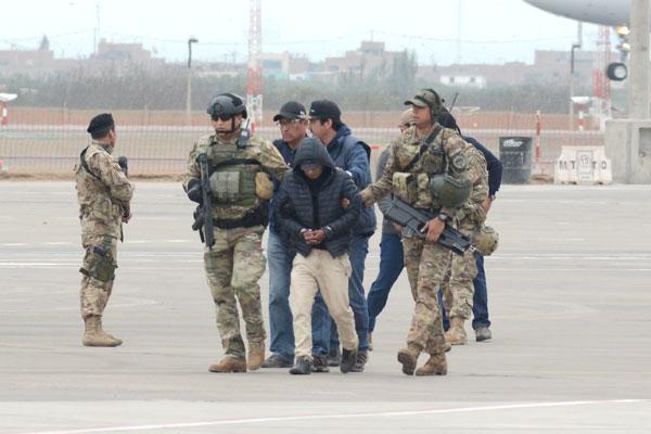 «Julio Chapo»: Este es el historial terrorista del miembro de Sendero Luminoso [FOTOS]