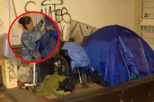 Madre e hijo enfermo son desalojados por no pagar vivienda que alquilaban