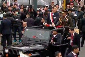 Fiestas Patrias | Martín Vizcarra preside el Desfile Cívico-Militar