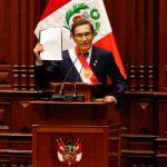 Pedirán facultades para investigar supuesta infracción constitucional de Vizcarra