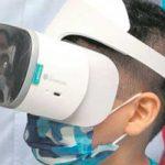 Realidad virtual para el cáncer en los niños