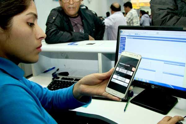 Osiptel: Perú registra 41 millones de líneas móviles activas