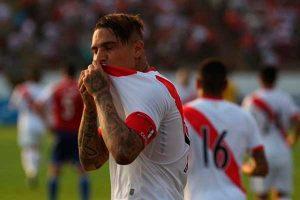 Perú vs. Brasil | Paolo Guerrero pone el empate en el Maracaná (1-1) [VIDEO]