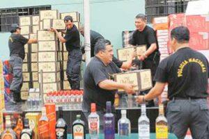 Perú y Chile contra el contrabando