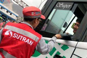 Fiestas Patrias: Más de 400 inspectores fiscalizarán el transporte a nivel nacional