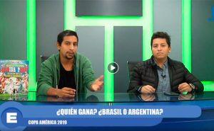 TIEMPO EXTRA | ¿Quién gana? ¿Brasil o Argentina?