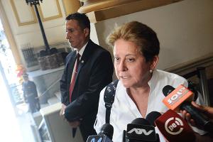 """Alcorta: """"Fuerza Popular debe ceder la presidencia del Congreso"""""""