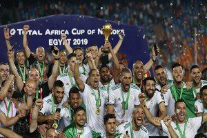Argelia campeón de la Copa de África tras vencer 1-0 a Senegal