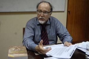 """Belaunde Moreyra: """"Congreso debe rechazar la solicitud de confianza"""""""
